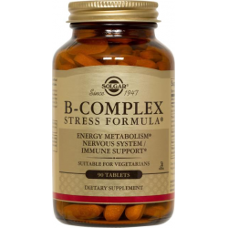 B-Complex with stress formula 90 tabs.