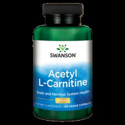 Acetyl l-karnityny 500 mg
