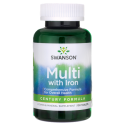 Century Formula Multivitamin with Iron