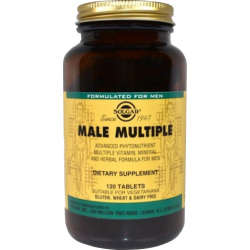 Male Multiple 120 tab.
