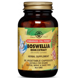 Boswellia Resin Extract 420 mg 60 vcaps