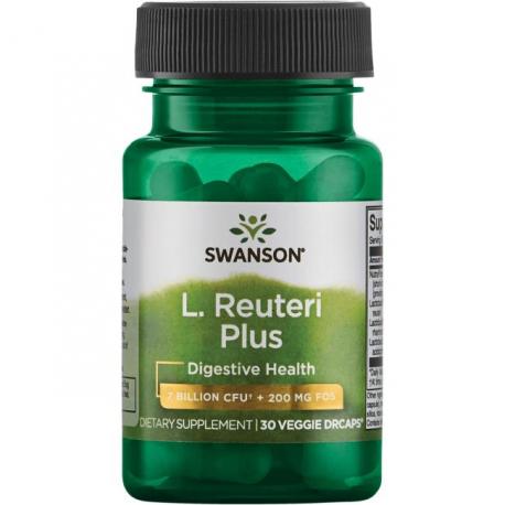 Probiotyk Lactobacillus Reuteri Plus 30 vcaps