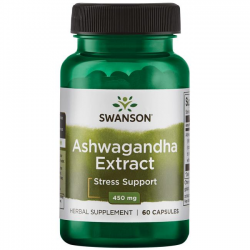 Ashwagandha Extract 450 mg 60 caps