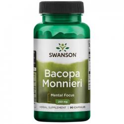 Bacopa Monnieri 250 mg 90 kaps.