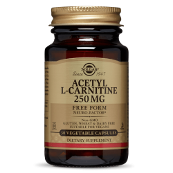 Acetyl L-Carnitine 250 mg 30 vcaps