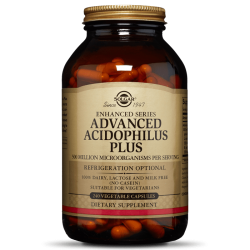 Advanced Acidophilus Plus 120 vcaps