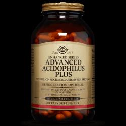 Advanced Acidophilus Plus 120 vcaps
