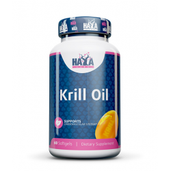 Krill oil 500mg / 60soft.