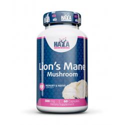 Soplówka Jeżowata (Lion's Mane Mushroom) 500 mg 60 kaps.