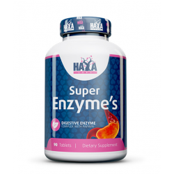 Super enzyme complex 90 tabs