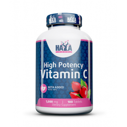 Vitamin C with rose hips 1000 mg 250 caps