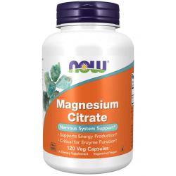 Cytrynian Magnezu 120 vcaps