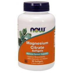 Cytrynian Magnezu 134mg 90 sgels