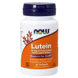 Lutein (from esters) 10 mg 60 sgels