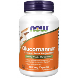 Glukomannan 575 mg 180 kaps.