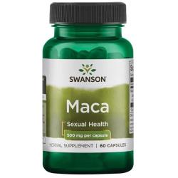 Maca Ekstrakt 500 mg 60 vcaps