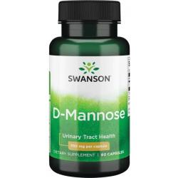 D-Mannoza 700 mg 60 kaps.