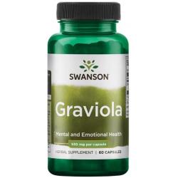Graviola 530 mg 60 kaps.
