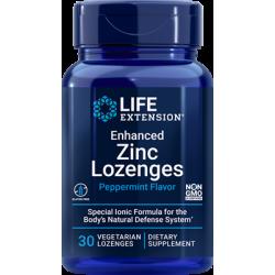 Life Extension Enhanced Zinc 18,75 mg 30 loz.
