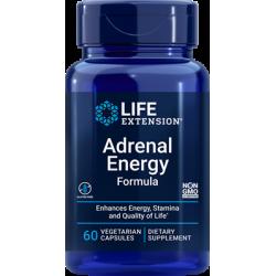 Life Extension Adrenal Energy 60 kaps.