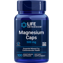 Life Extension Magnesium 500 mg 100 vcaps