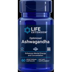 Life Extension Ashwagandha 125 mg 60 vcaps