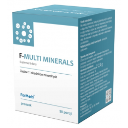 ForMeds Multiminerals 212,4 g