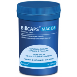 ForMeds Magnesium + B6 60 caps
