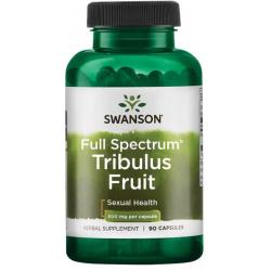 Owoc Tribulus 500 mg 90 kaps.