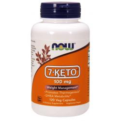 7-Keto 100 mg 30 vcaps