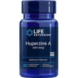 Life Extension Hupercyna A 200 mcg 60 vcaps