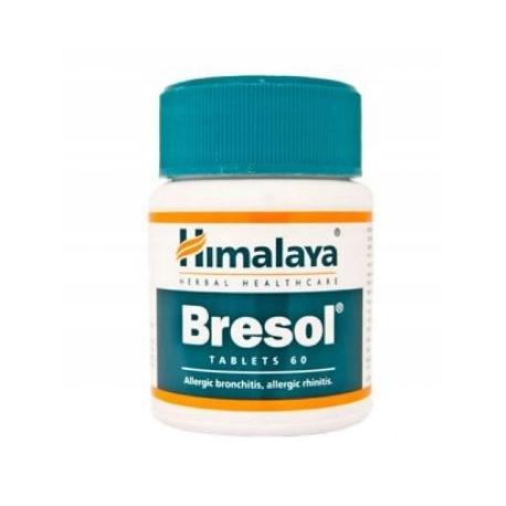 Himalaya Bresol 60 tabs