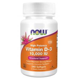 Vitamin D-3 10000 IU